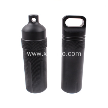Outdoor Camping Survival Waterproof Pill Bottle