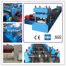 Good Quality for Highway Guardrail Roll Forming Machine Steel Highway Guardrail Specifications Making Machine supply to Togo Manufacturers