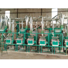 Customized for Automatic Flour Machine Equipment Oat flour milling machine supply to United Kingdom Importers
