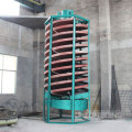 0.8-1.2 t/h Gravity Concentrator Screw Chute