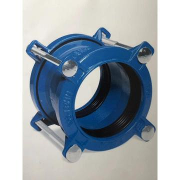 Universal  Flanged Straight  Coupling Pipe Fitting
