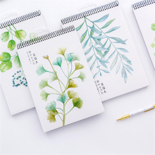 Paper Sketch Books Printed Custom Brand