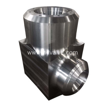 Rough Manchining Forged Valve Body