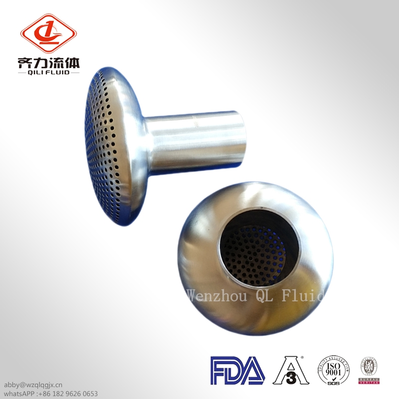 Food Grade Stainless Steel Tube Filter