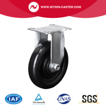 Light 4 Inch 70Kg Rigid PU Caster