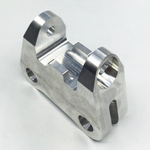 Precision Aluminum CNC Machining Prototype