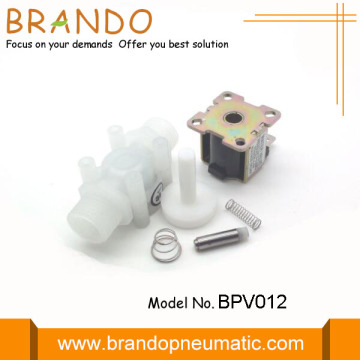 Male Thread Connecting Port Water Solenoid Valve