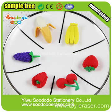 Colorful Grape Shaped Eraser Factory