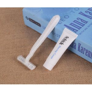 Hotel disposable shaver Hand shaver
