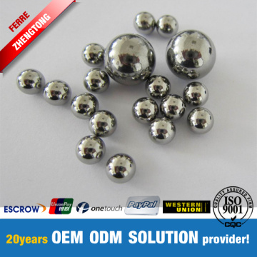 Finished Tungsten Carbide Bearing Balls