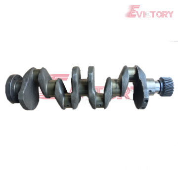 ISUZU engine 4FE1 bearing crankshaft con rod conrod
