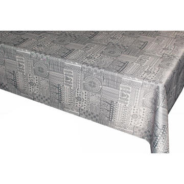 Pvc Printed fitted table covers Table Linens Rentals