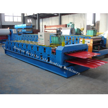 Best Quality for Double Roll Forming Machine Double Layer Profile Machine For Roofing Sheets supply to Dominican Republic Factories