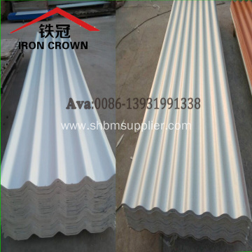 Fireproof UV-Blocking Insulated Aluminium Foil MgO Roof Tile