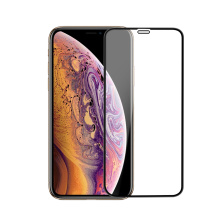 Discount Price Pet Film for 3D Black Glass Screen Protector 3D Full Coverage Screen Protector for iPhone XS export to Turks and Caicos Islands Exporter
