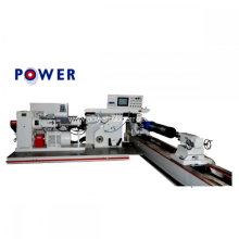 High Efficiency Rubber Roller Twisting Machine PTM-2012