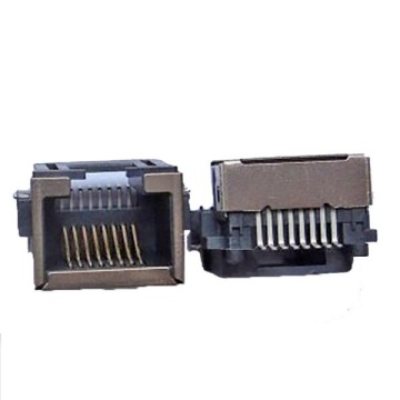 RJ45 8P8C Sink in 8.60mm Full Shield