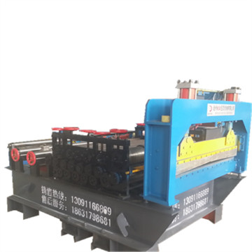 fullly automatic leveling and cut to length machine
