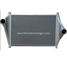100% Original Factory for Truck Charge Air Coolers Aftermarkets Aluminum Intercooler for Trucks supply to Sudan Supplier