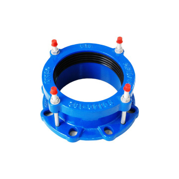 DI universal flange adaptor and couplings