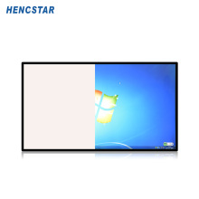 transparent lcd screen without backlight/polarizer film