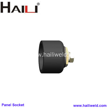 Euro Style Welding Panel Socket for Welder Machine
