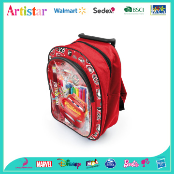 DISNEY&PIXAR CARS activity trolley bag for kids