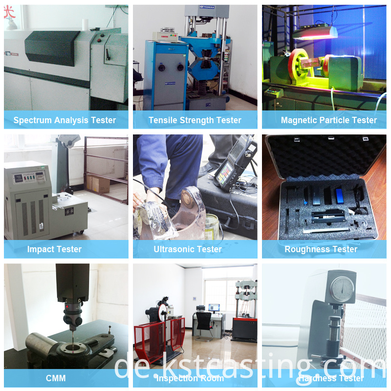 INSPECTION-EQUIPMENTS of Ningbo Ruican