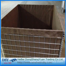 weld defensive hesco barriers for military