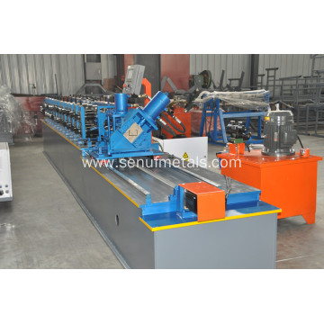 Metal Frame CU Light Keel Roll Forming Machine