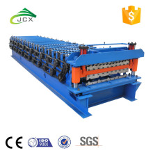 Double Deck Steel Sheet Roll Forming Machine