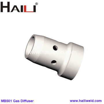 MB501 Gas Diffuser Ceramic