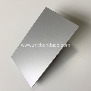 Exterior Waterproof Wall Cladding Metal Composite Panel