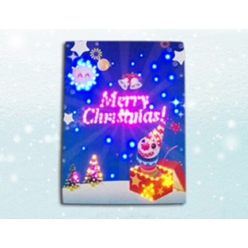 Musical Christmas Greeting Cards, New Year Cards