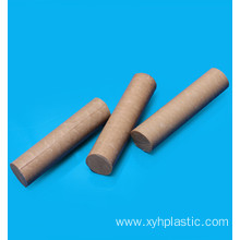 Pure Material Natural Color Poly ether Ketone PEEK rod