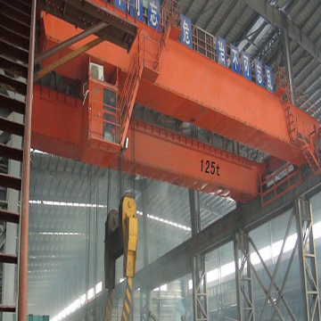 Grab & Hook Double Girder Overhead Crane
