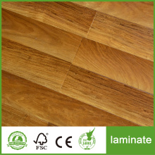 Factory made hot-sale for Waterproof Laminate Flooring Hot sale black handscrpaed laminate floor export to Japan Suppliers