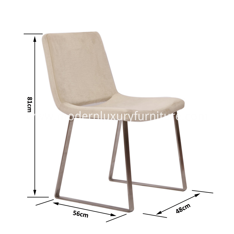 B&B Metropolitan Dining chair