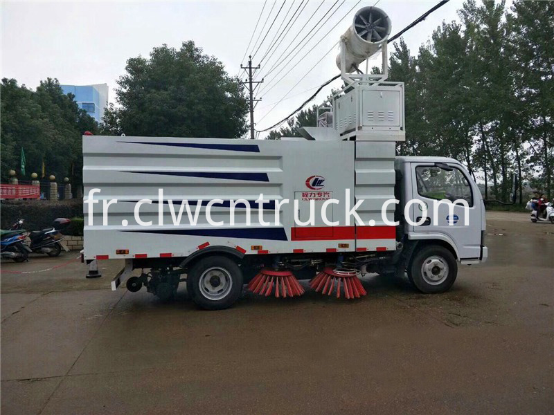 Industrial and Street Sweeper for Sale 4