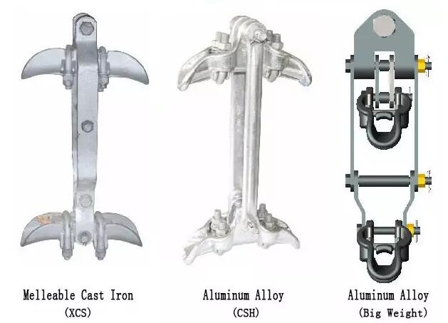 ADSS CSH suspension clamp