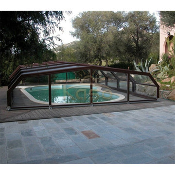 Screen Sun Dome Kit Inground Pool Enclosure