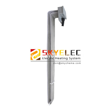 Electric water heater stainless steel