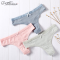 Fashion women thong sexy cotton underwear and panty