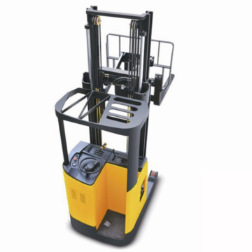 1.5 ton stand up reach truck forklift