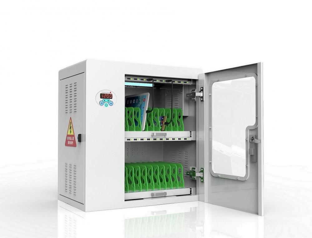 20 USB port ipad charging locker