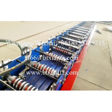 Wall Board Joint-Hidden Blade Roll Forming Machine
