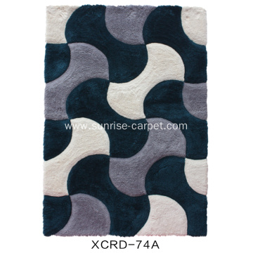 Microfiber 3D with pattern