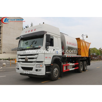 2019 New SINOHOWO 20CBM Chip Sealing Tank Truck