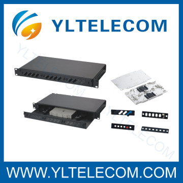 Reliable for Produce China Outdoor Fiber Optic Patch Panel, Optical Patch Panel, ODF Fiber Adapter Panels export to Reunion Factory
