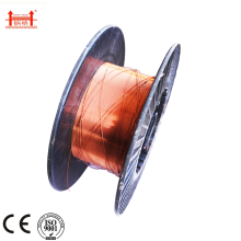 China Gold Supplier for 2.5Mm Welding Rod Electronic weld flux-cored Electronic weld wire export to France Exporter